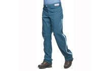 Houdini Women's Surpass Shell Pants thunderbird/ice blue